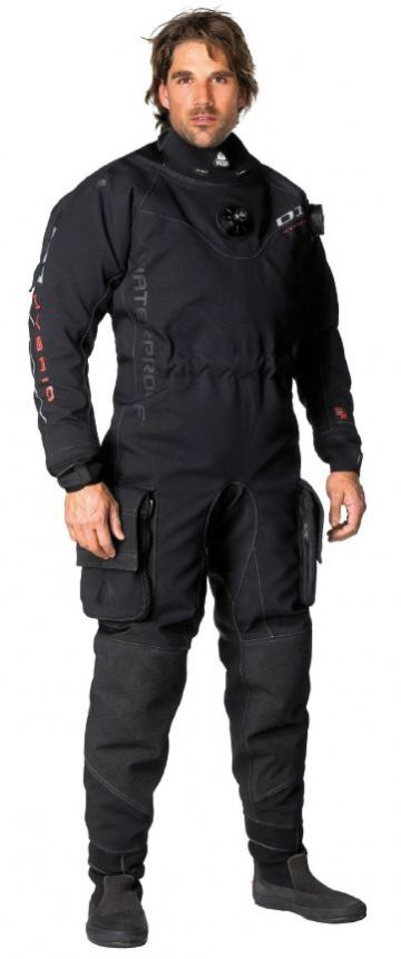 Waterproof - D1 Hybrid Drysuit